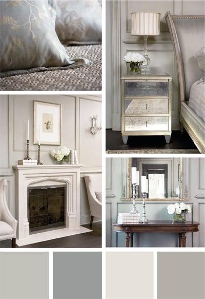 Interior Design Inspiration:: Refined Elegance