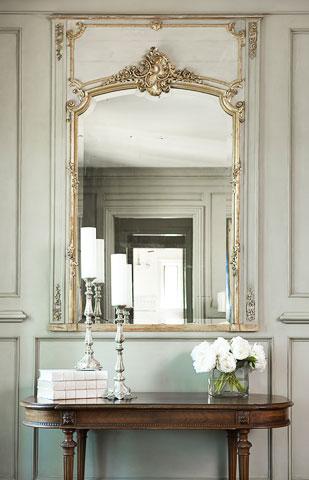 Architectural Antiques- Linda McDougald Design | Postcard from Paris Home