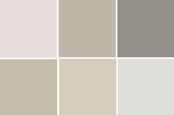 Interior Design Inspiration:: Neutral Gray
