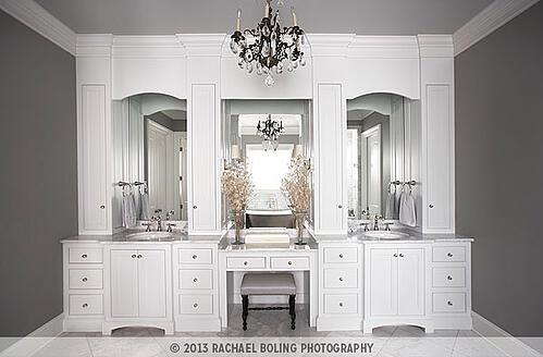 Today's Interior Design Inspiration- Linda McDougald Design | Postcard from Paris Home