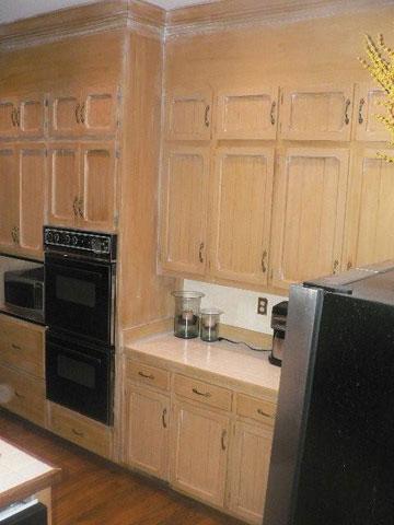 McDougald House:: Kitchen Before