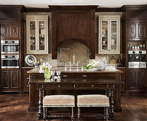 McDougald Household:: Kitchen After