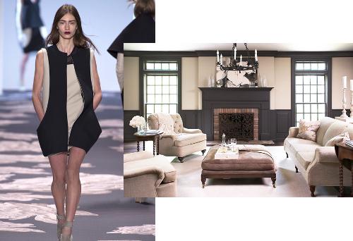 Fashionable Fall Rooms- Linda McDougald Design | Postcard from Paris