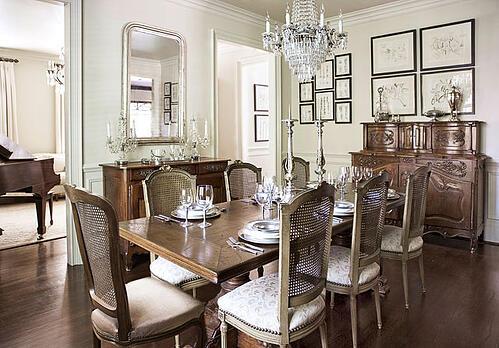 McDougald Before & After- Linda McDougald Design   Postcard from Paris Home