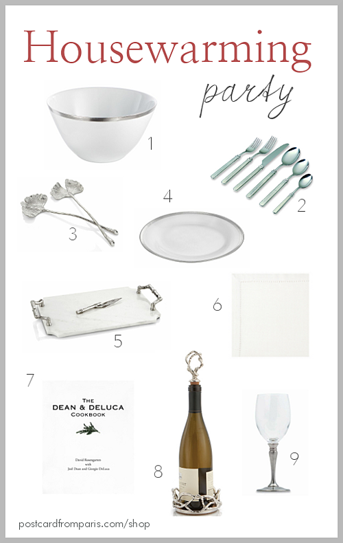 Everything you need to throw a housewarming party