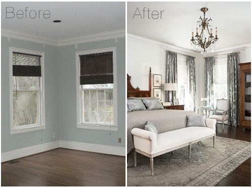 McDougald Interior Design Before & After
