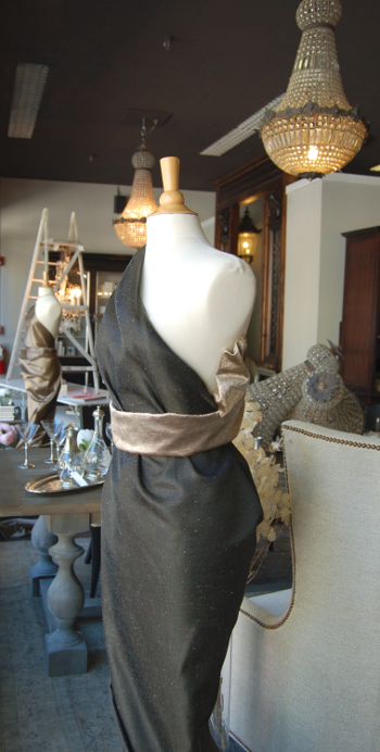 Fashion on the TOWN- Linda McDougald Design | Postcard from Paris Home