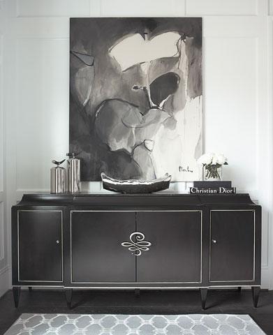 Today's Interior Design Inspiration- Linda McDougald Design | Postcard from Paris