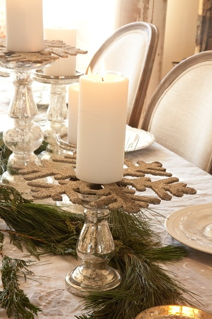 Holiday Tablescapes