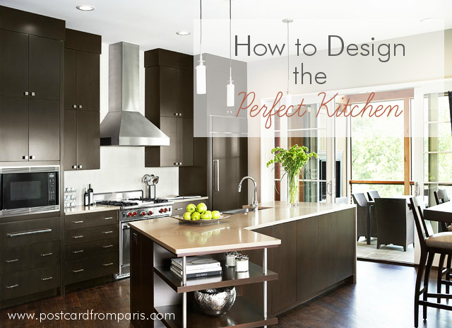 How to design the perfect kitchen - How to design the perfect kitchen ...