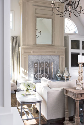 Difference Between an Architect and Interior Design- Linda McDougald Design | Postcard from Paris Home