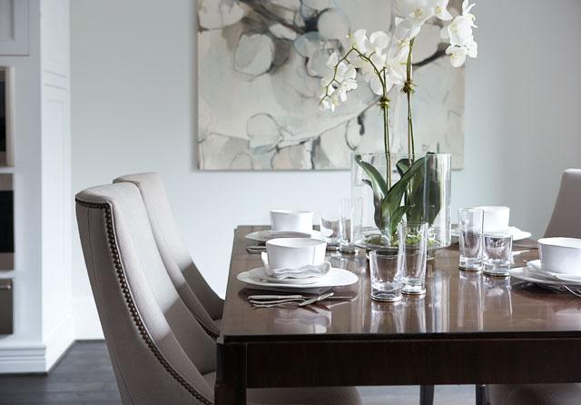 Summer Tablescape- Linda McDougald Design   Postcard from Paris Home
